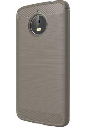 Microsonic Motorola Moto E4 Plus Kılıf Room Silikon