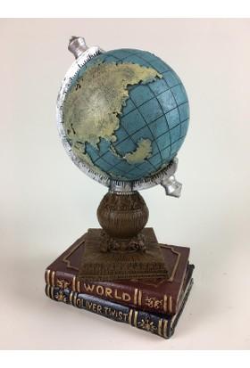 Dekoratif Dünya Biblo