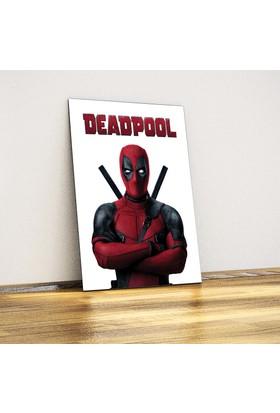 Deadpool - Metal Plaka Poster