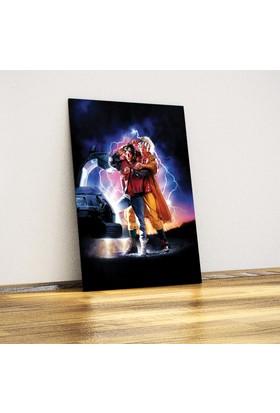 Geleceğe Dönüş- Dekoratif Metal Poster