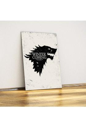 Stark Hanedanlığı - Metal Poster
