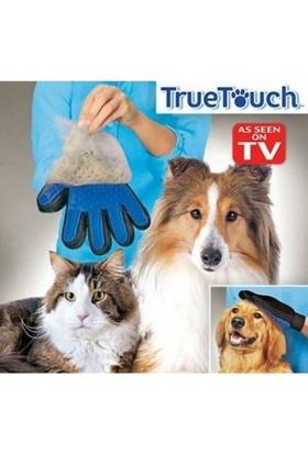 Hizliexpress True Touch Kedi Köpek Tüy Toplama Eldiveni (Orjinal Kutulu Ürün)