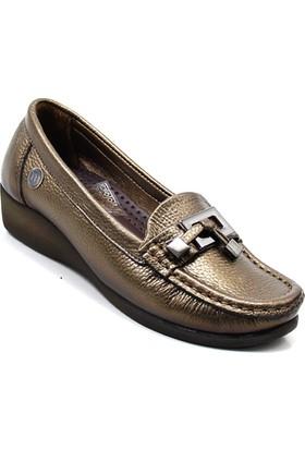 Mammamia 445 Kadın Deri Ayakkabı