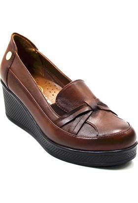 Balsoylar 206 Kadın Deri Ayakkabı