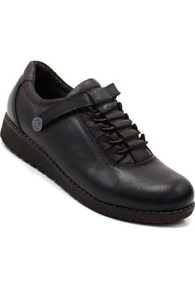 Mammamia 620 Kadın Deri Ayakkabı