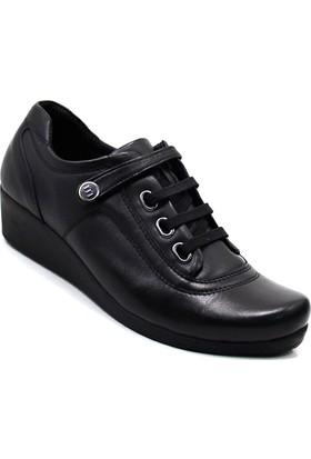 Mammamia 830 Kadın Deri Ayakkabı