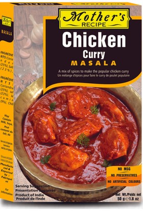 Mother's Recipe Chicken Curry Masala 400 gr