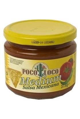 Poco Loco Mexicana Salsa Sos 315 gr