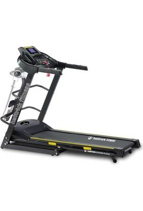 Hattrick Strong Plus M 2.5 HP Masajlı ve Otomatik Eğimli Koşu Bandı