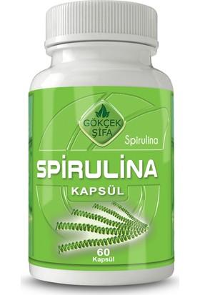 Spirulina Kapsül
