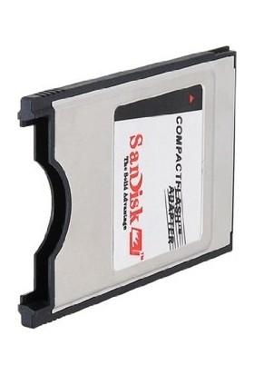 Sandisk Pcmcıa Cf Compact Flash Kart Okuyucu Adaptör