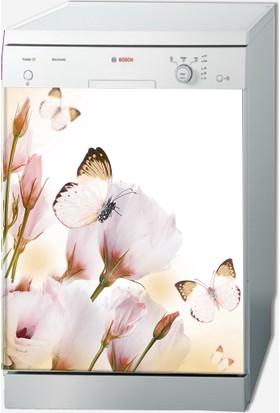 ArtWall Bulaşık Makinası Çiçek Sticker