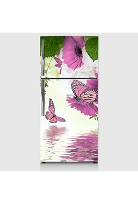 ArtWall Buzdolabı Çiçek Sticker
