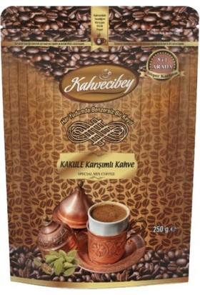 Kahvecibey Kakule Karışımlı Kahve 250 gr