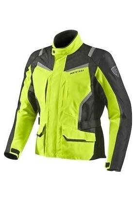 Revit Voltiac Ceket Neon Sarı