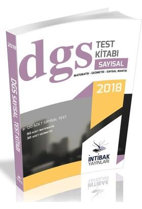 İntibak Yayınları 2018 DGS Sayısal Yaprak Test Seti
