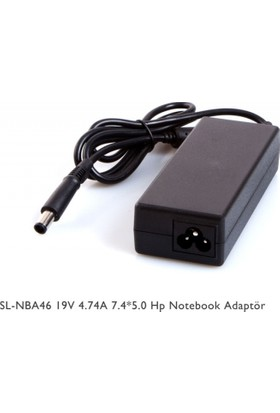 S-Link Sl-Nba46 19V 4.74A 7.4*5.0 Hp Notebook Adaptör