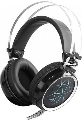 Rampage Sn-Rx5 Oyuncu Siyah Mikrofonlu Kulaklık