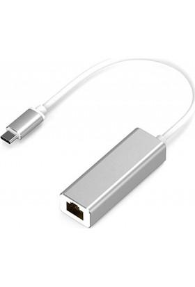 S-Link Sl-Uty1005 Type-C To Rj45 10/100/1000M Gıgabıt Ethernet