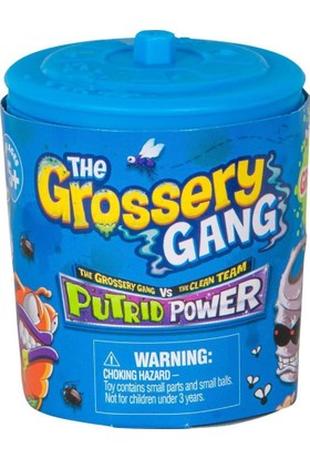 Trash Pack Grossery Gang 2'li Çöps Paketi