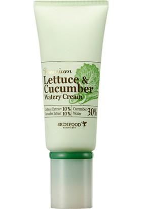 Skinfood Premium Lettuce & Cucumber Su Bazlı Nemlendirici Krem