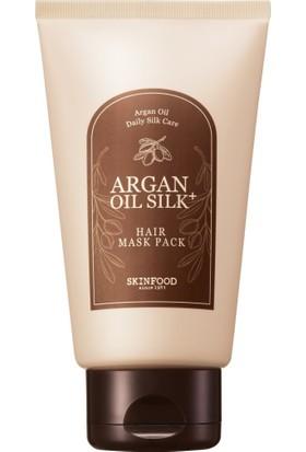 Skinfood Argan Oil Silk Plus Saç Bakım Maskesi 200g