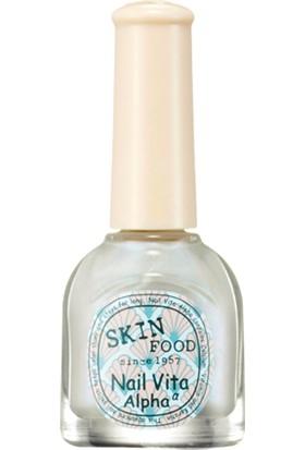 Skinfood Nail Vita Alpha Dayanıklı Oje (abl12) 10ml
