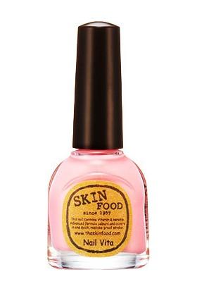 Skinfood Nail Vita Hızlı Kuruyan Dayanıklı Oje (pk0212) 13ml