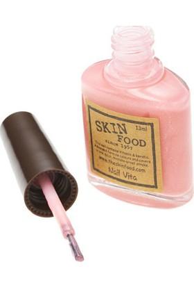 Skinfood Nail Vita Hızlı Kuruyan Dayanıklı Oje (pk0215) 13ml