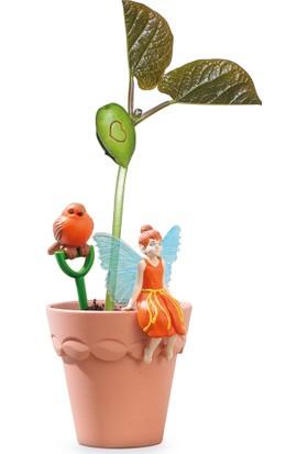 My Fairy Garden Mini Peri Saksısı Turuncu