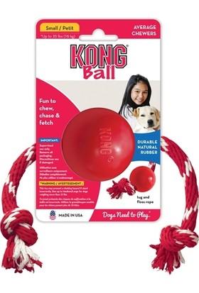 Kong Köpek İpli Oyun Topu S 6,5Cm