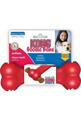 Kong Köpek Kırmızı Kauçuk Oyuncak Kemik M 18Cm