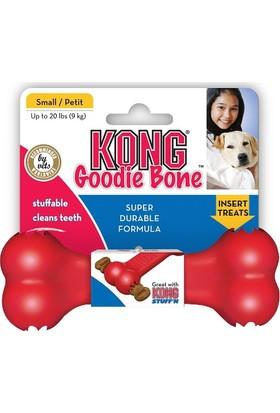 Kong Köpek Kırmızı Kauçuk Oyuncak Kemik S 5Cm