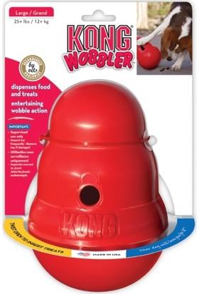 Kong Köpek Oyuncağı Wobbler L 19Cm