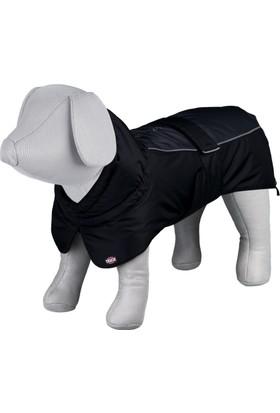 Trixie Köpek Paltosu M 50Cm Siyah/Gri