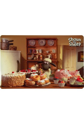 Trixie Shaun The Sheep Mama Su Kabı Servis 44X28Cm