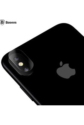 Case 4U Apple iPhone X Kamera Koruyucu