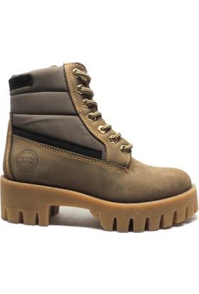 Shop and Shoes Bayan Bot Vizon Nubuk 121-7412