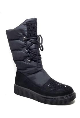 Shop and Shoes 195-2760 Siyah Bayan Bot