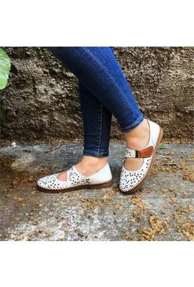 Shop and Shoes Bayan Ayakkabı 128-707-1