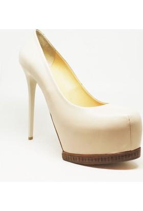 Shop and Shoes Bayan Platform Ayakkabı 4004-MNR