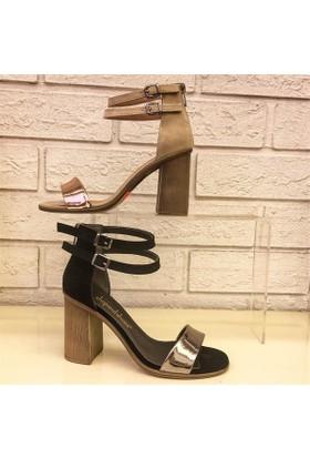 Shop and Shoes Bayan Sandalet 031-1606