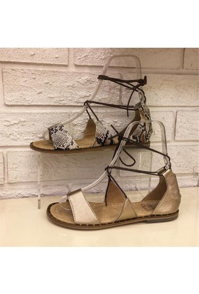 Shop and Shoes Bayan Sandalet 066-5240