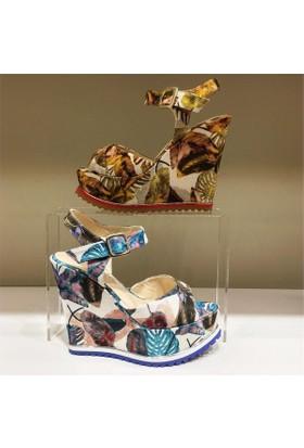 Shop and Shoes Bayan Sandalet 122-3083