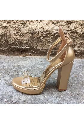 Shop and Shoes Bayan Sandalet 155-760