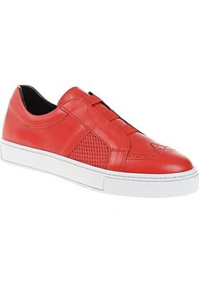 Carrano Erkek Ayakkabı Kırmızı Y315130