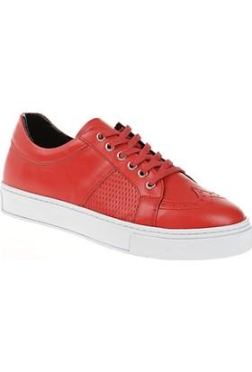 Carrano Erkek Ayakkabı Kırmızı Y314130