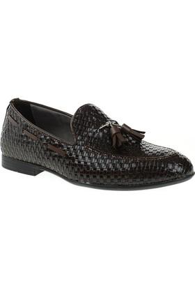 Carrano Erkek Ayakkabı Kahverengi Y318