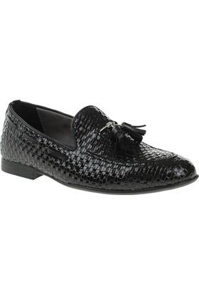 Carrano Erkek Ayakkabı Siyah Y318