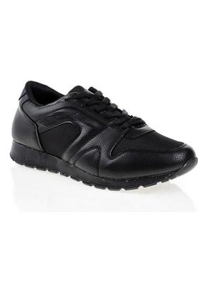 Carrano Erkek Ayakkabı Siyah C1800